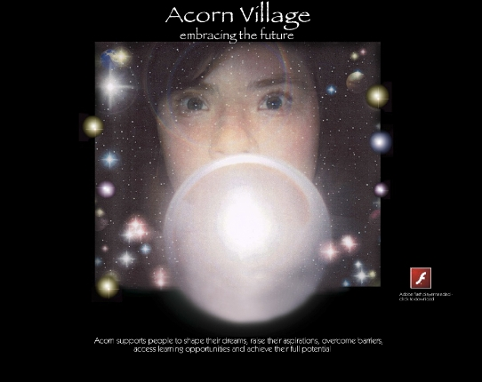 Acorn-village-website